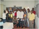 Stipendiaten Kinshasa